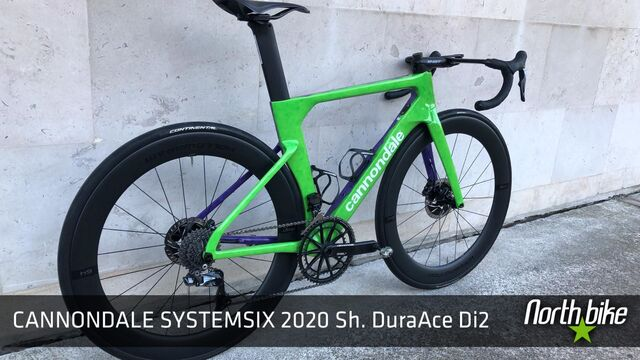 CANNONDALE SYSTEMSIX 2020 DURAACE DI2 - foto 3