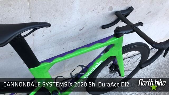 CANNONDALE SYSTEMSIX 2020 DURAACE DI2 - foto 4