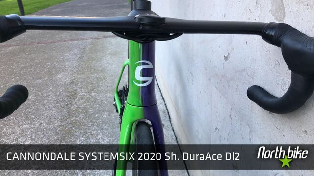 CANNONDALE SYSTEMSIX 2020 DURAACE DI2 - foto 5