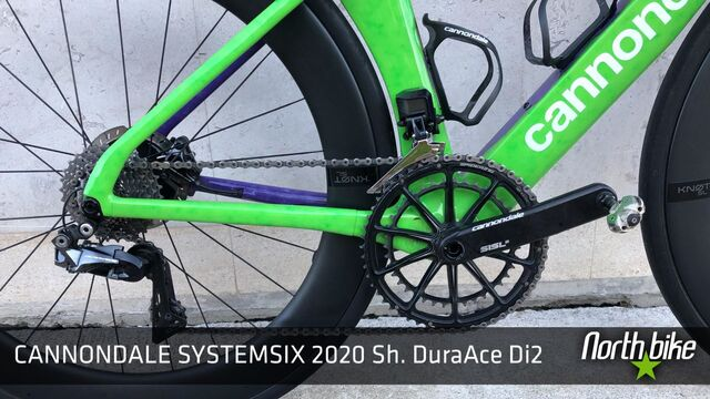 CANNONDALE SYSTEMSIX 2020 DURAACE DI2 - foto 6