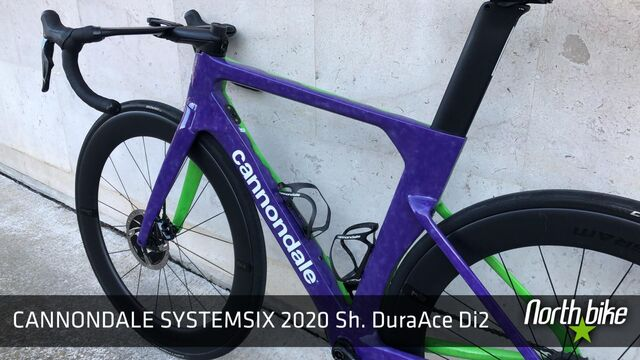 CANNONDALE SYSTEMSIX 2020 DURAACE DI2 - foto 7