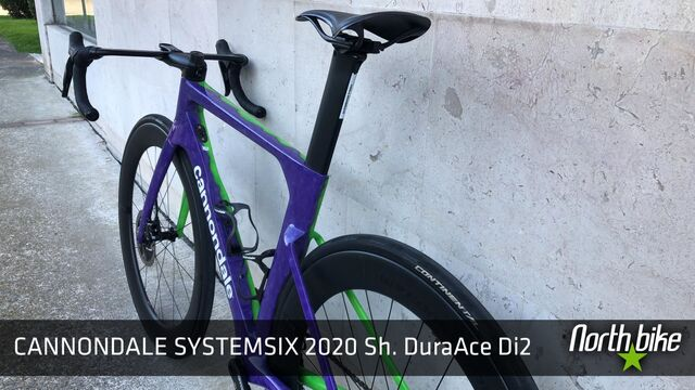 CANNONDALE SYSTEMSIX 2020 DURAACE DI2 - foto 8