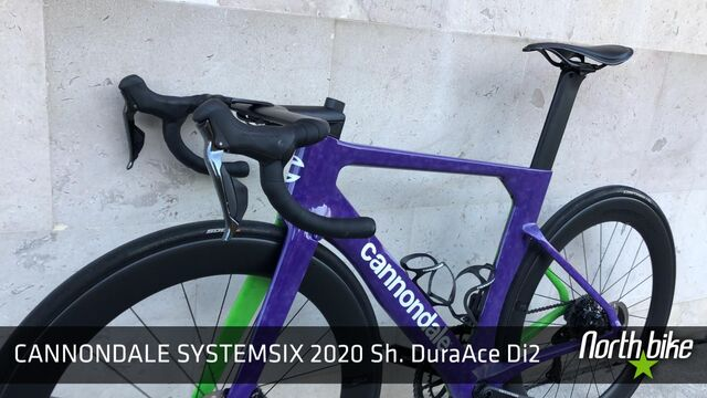 CANNONDALE SYSTEMSIX 2020 DURAACE DI2 - foto 9