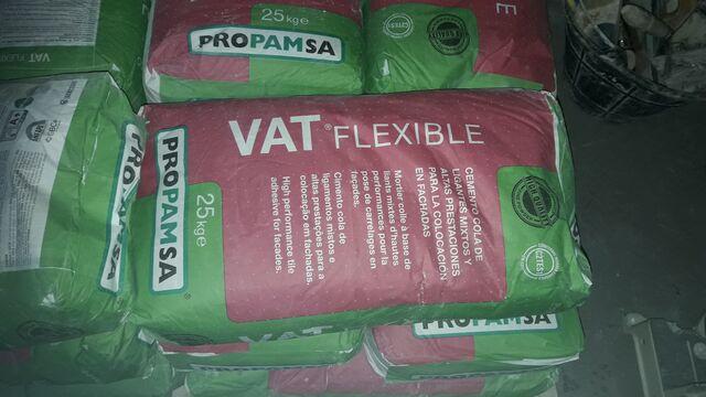 Vendo Sacos De Cemento Cola Flexible