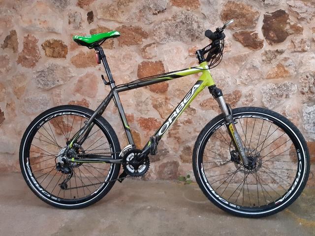 Bici Orbea Cuadro Aluminio