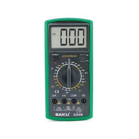 Multimetro Digital Bk9205B Baku