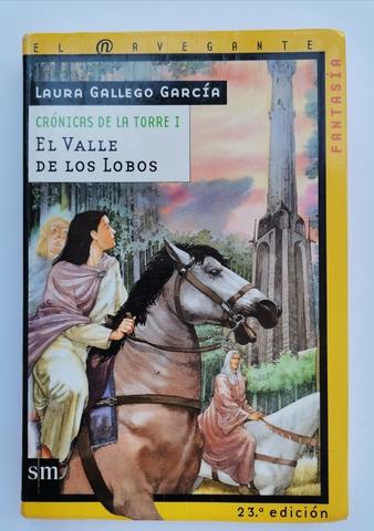 Mil Anuncios Com El Valle De Los Lobos Laura Gallego Garc