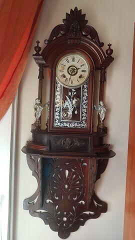 Reloj 1880-90
