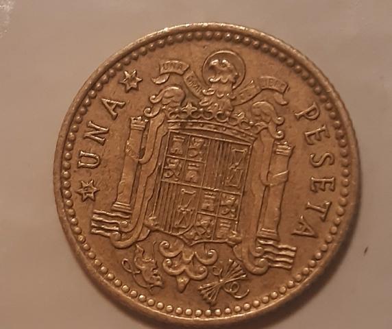 Moneda 1966 Peseta Española