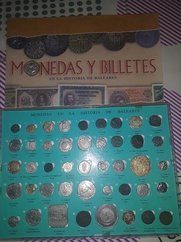Colección Monedas I Billetes