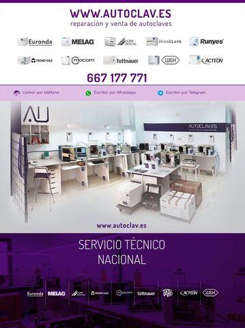 REPARACIÓN Y VENTA DE AUTOCLAVES - foto 2