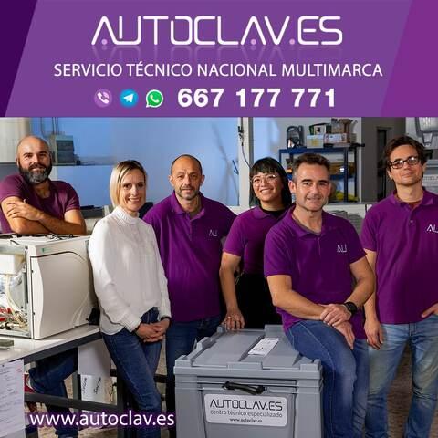 REPARACIÓN Y VENTA DE AUTOCLAVES - foto 3