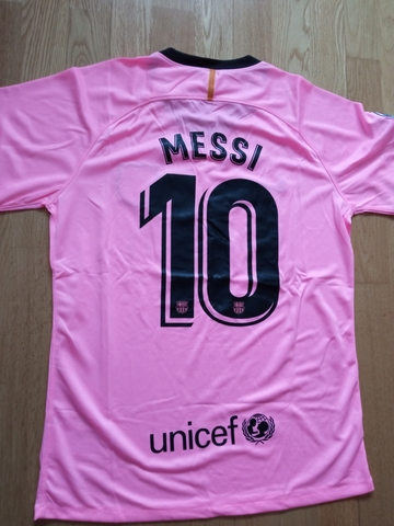 Camiseta Leo Messi