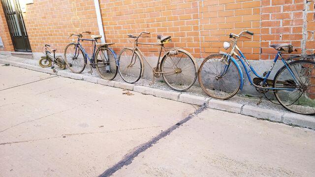 Vendo Lote De Bicicletas Antiguas