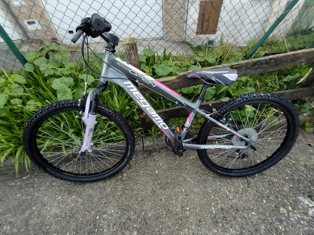 Bicicleta Megamo Para Niña