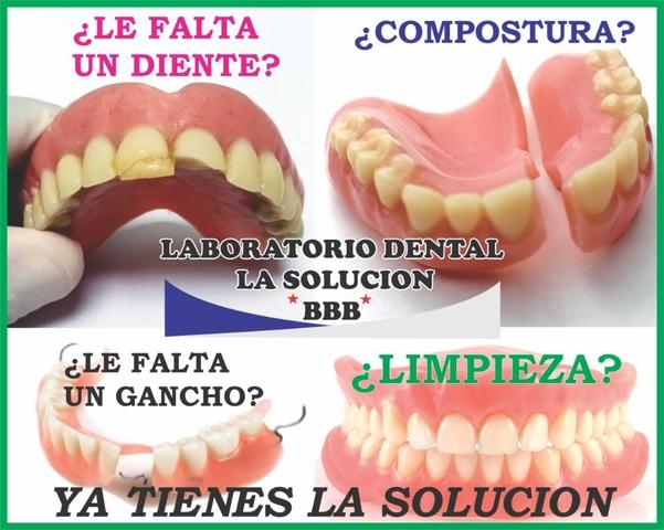 COMPOSTURA DE PRÓTESIS DENTAL - foto 1