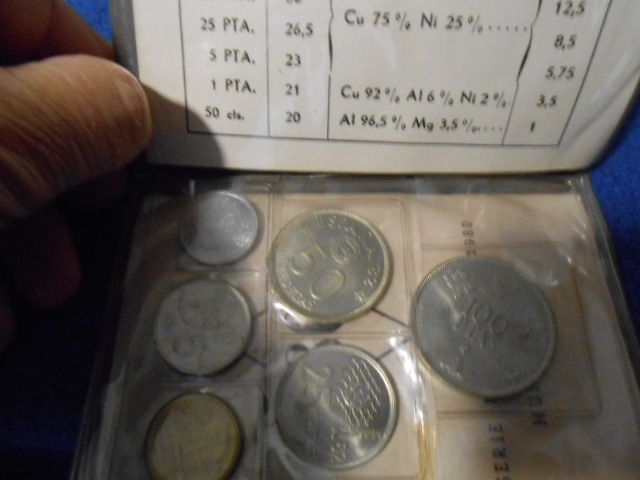 Coleccion  De 6 Monedas Mundial 82
