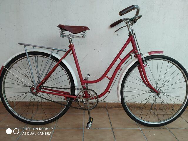 Bicicleta Orbea Varillas Mixta Coleccion
