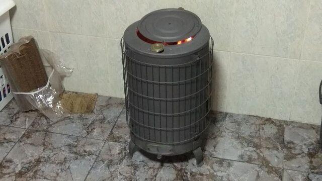 Estufa Leña