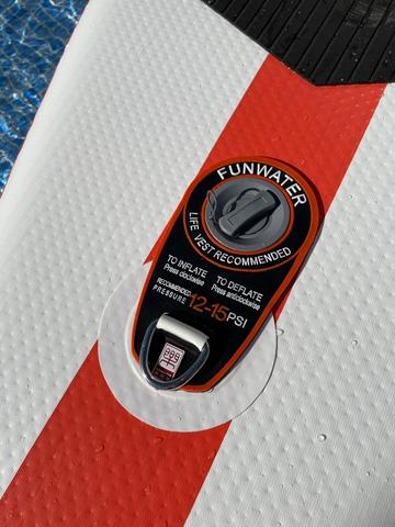 FUNWATER. ES TABLAS DE PADDLE SURF - foto 4