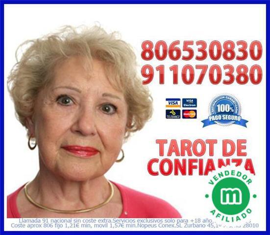 TU 1ª CONSULTA DE TAROT GRATIS 911070505 - foto 1