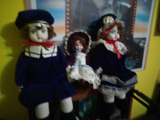 Muñecos De Coleccion