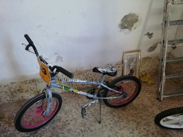 Bicicleta Monty