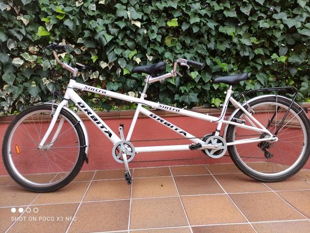 Tandem Bicicleta Sintra Como Nueva