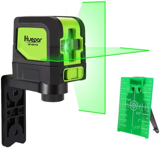 Nivel Laser Verde 30M (Nuevo)