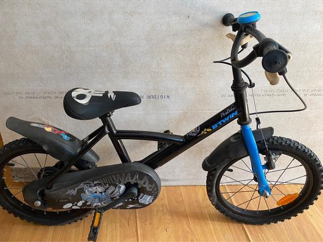 Bicicleta Para Niño De 3 A 6
