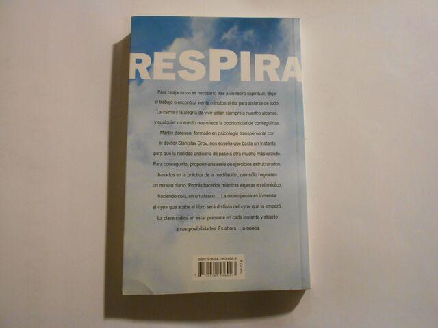 RESPIRA. RELAX PARA PERSONAS AJETREADAS - foto 3
