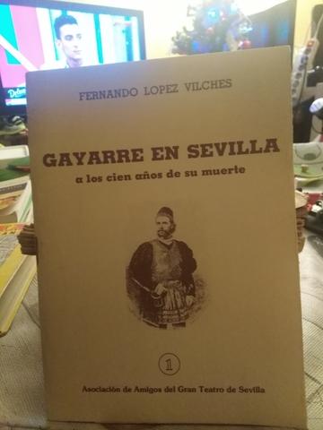 GAYARRE EN SEVILLA - foto 1