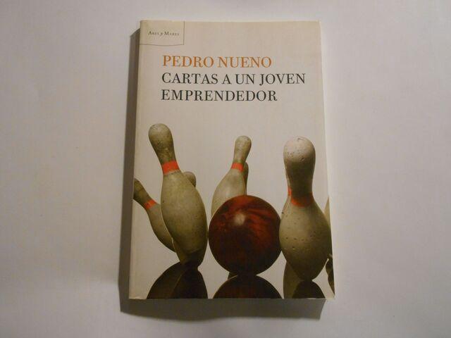 CARTAS A UN JOVEN EMPRENDEDOR (P.  NUENO) - foto 1
