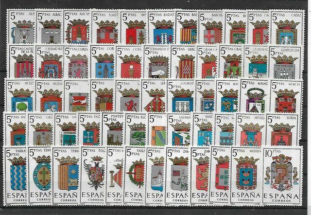 Escudos 1962-66