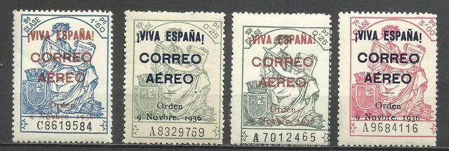 Serie Completa 1936