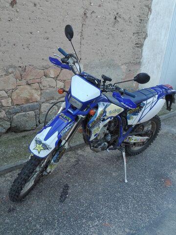 YAMAHA - WR 450F - foto 2