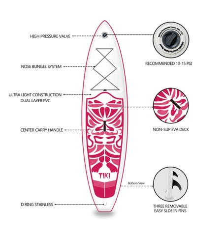 FUNWATER. ES TABLAS PADDLE SURF HÍNCHABLE - foto 2