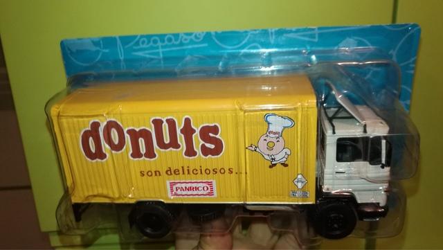 Pegaso 1121 1980 Donuts