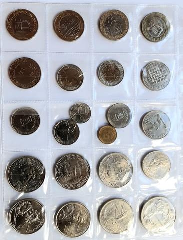 Portugal. 22 Monedas Conmemorativas