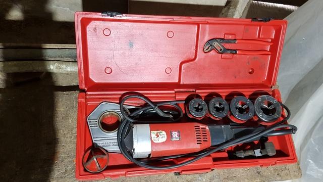 Roscadora Electrica Super-Ego 870