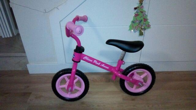 Vendo Bici Sin Pedales Niña