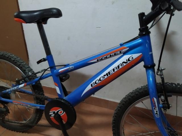 Bicicleta Niño Boomerang