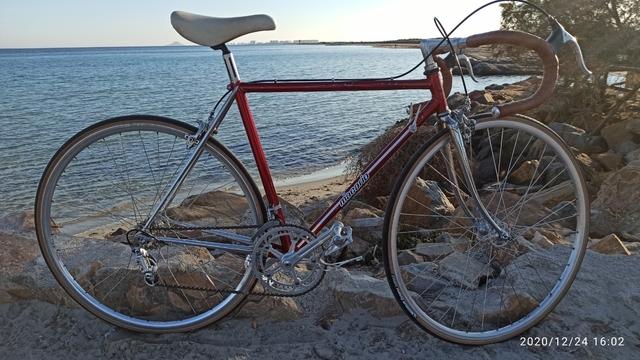 Bicicleta Macario Años 70