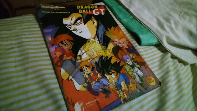 Guia De Dragon Ball Gt