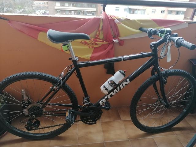 Bicicleta 26\\\' Montaña