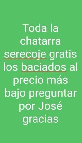 SE RECOGE CHATARRA - foto 7