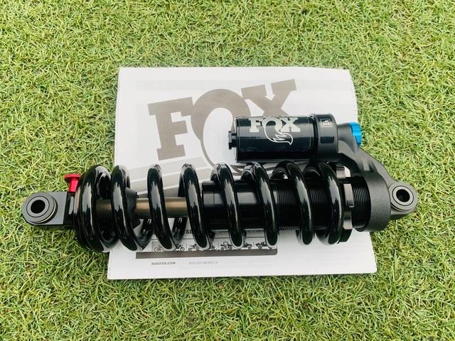 NUEVO FOX VAN 216X63MM - foto 1