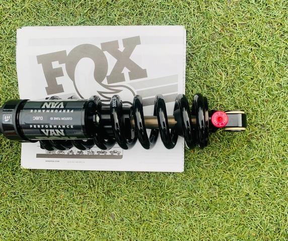 NUEVO FOX VAN 216X63MM - foto 3