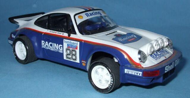 Vendo Coche Scalextric Porsche Carrera