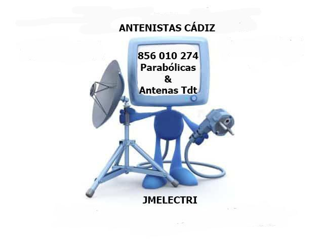 ANTENISTAS CADIZ - foto 1